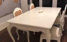 Antique White Dining Room Furniture Unique French Antique Hard Carved Matching White Dining Table And Chairs Set In Musselburgh East Lothian