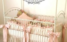 Antique White Nursery Furniture Beautiful Baby Cribs Love The Way Our Venetian Iron Baby Crib In
