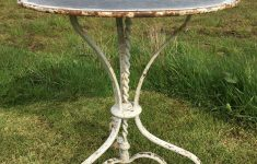 Antique Wrought Iron Outdoor Furniture Beautiful Good Wrought Iron Garden Table