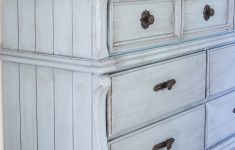 Antiquing Furniture With Paint And Stain New When And How To Use Antique Glaze Or Dark Wax On Your