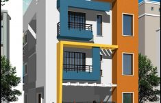 Beautiful Elevations Of Small Houses Inspirational Beautiful Elevation For A Three Storey House Gharexpert