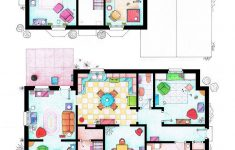 Best App For Drawing House Plans Fresh Artist Draws Detailed Floor Plans Of Famous Tv Shows