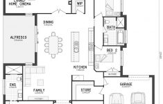 Big Garage House Plans Awesome Floor Plan Friday A Home With Lots Of Storage