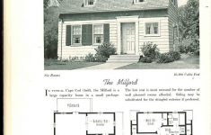Book Of House Plans Awesome The Home Plan Book 1939