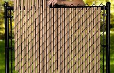 Brown Privacy Slats For Chain Link Fence Lovely 4ft Beige Ridged Slats For Chain Link Fence 4ft Beige