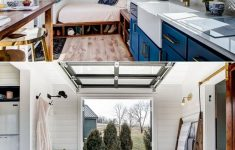 Build A New House For $100 000 Luxury Modern Tiny Living Builds 100k Tiny House On Wheels For