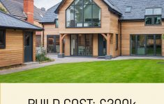 Building A Modern Home For 300k New How Much Does It Cost To Build A House This House Was Built