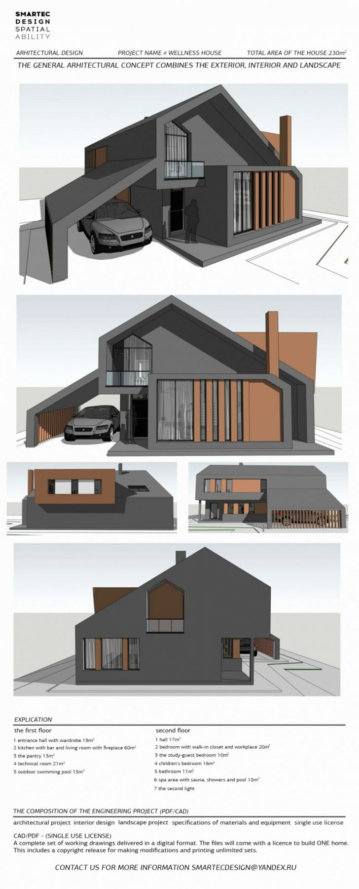 Contemporary Farm House Plans 2020