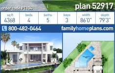 Contemporary Mansion Floor Plans Fresh Contemporary Modern House Plan With 4 Beds 5 Baths