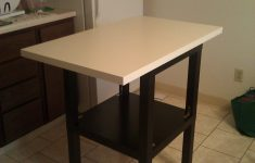 Counter Height Table Legs Ikea Elegant Cheap Lack Kitchen Island Ikea Hackers