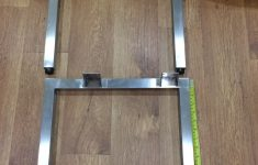 Counter Height Table Legs Ikea Lovely Ikea Table Legs 42cm Chrome In Bl1 Bolton For £7 00 For Sale