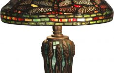 Dale Tiffany Lamps History Inspirational 14 Inchh 2 Light Dragonfly Tiffany Table Lamp Antique Bronze
