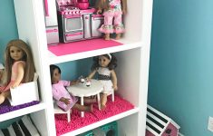 """Doll House Plans For 18 Inch Dolls Inspirational American Girl Doll House Diy 18"""" Three Story Doll House"""