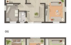 Duplex Bungalow House Plans Inspirational Floor Plan Detached House With Gallery & Saddle Roof