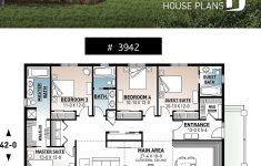 Elevated House Plans Waterfront Luxury House Plan Brookside No 3942