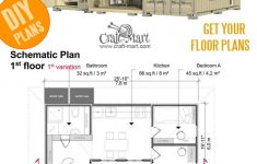 Floor Plans With Cost To Build Awesome 16 Cutest Small And Tiny Home Plans With Cost To Build