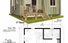 Floor Plans With Cost To Build Fresh 16 Cutest Small And Tiny Home Plans With Cost To Build