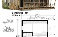 Floor Plans With Cost To Build Unique 16 Cutest Small And Tiny Home Plans With Cost To Build