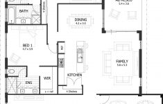 Four Bedroom House Floor Plans Best Of 4 Bedroom House Plans & Home Designs