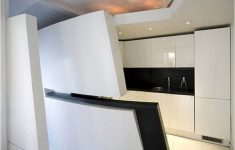Futuristic Bedroom Interior Design Lovely Modern And Futuristic Penthouse In Madrid Kitchen