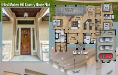 Hill Country House Plans Luxury Fresh Plan Ly Exclusive Split Bedroom Modern Hill Country