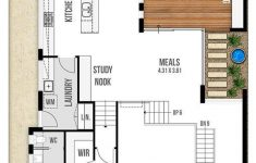 """House Design Plans For Small Lots Awesome Narrow Lot House Design """"the Genesis"""" With Images"""