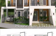 House Designers House Plans Best Of Home Design Plan 13x11m With 4 Bedrooms Plot 13x15