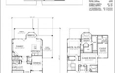 House Plans For Two Family Home Inspirational Two Story Home Plan E2145