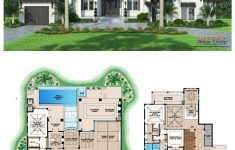 House Plans With Elevators Waterfront Lovely Grand Cayman House Plan In 2020