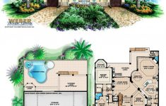 House Plans With Elevators Waterfront New Casa Bella Iv House Plan