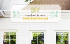 How To Build A Simple Home Best Of How To Build A Window Box An Easy Diy Window Box