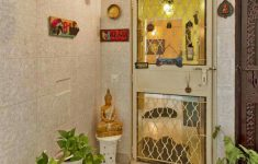Indian Home Entrance Decoration Awesome Small Cutesy Entrance To An Apartment