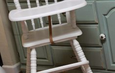 Jenny Lind Furniture Antique Beautiful 1980s Jenny Lind High Chair Makeover