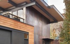L Shaped Modern House Awesome Lake Creek Residence L Shaped House With A Sense Of