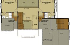 Lake House Plans With Loft Awesome 3 Car Garage Lake House Plan Lake Home Designs