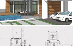 Large Simple House Plans Awesome Home Design Plan 18x16m With 4 Bedrooms