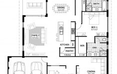 Large Simple House Plans Unique Floor Plan Friday Study Home Cinema Activity Room & Large