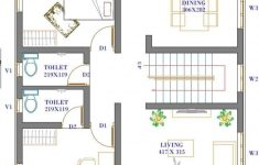 Low Cost Per Square Foot House Plans Beautiful 750 Square Feet 2 Bedroom Single Floor Beautiful Simple