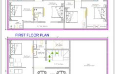Luxury Duplex House Plans Lovely 45x55 Floor Plan 2brother Use This 🏡 Planning