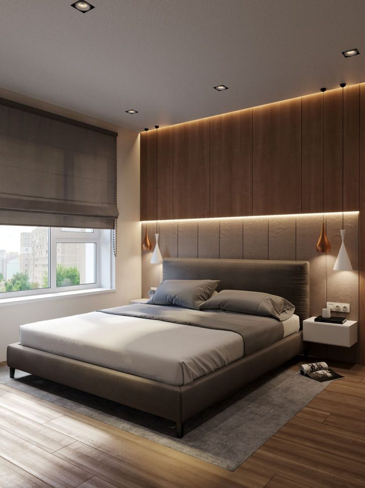 Master Bedroom Minimalist Design 2020