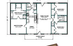 Metal Building House Plans Texas Luxury 1 400 1 500 Sq Ft Floor Plan The Dublin Is 1 417 Square