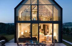Modern Glass Houses Architecture Fresh Glass House