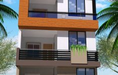 Modern House Front View Design Unique G 2 Modern House Elevation