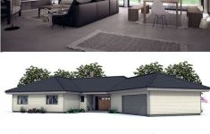 Modern Open Concept House Plans Lovely Small House Floor Plan With Open Planning Vaulted Ceiling
