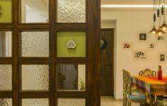 Modern Partition Wall Ideas Home Fresh Fusion Modern And Traditional House