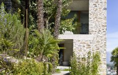 Modern Stone Houses Architecture Best Of Modern Stone House Ascona Switzerland 8