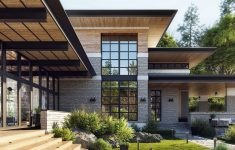 Modern Stone Houses Architecture Fresh Residence B By Factotum Architecture Designer