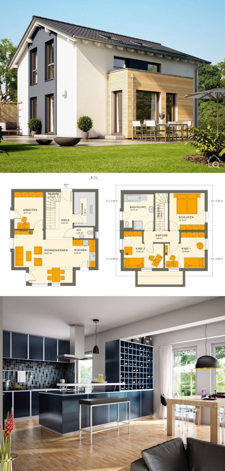 Modern Style Home Plans 2020