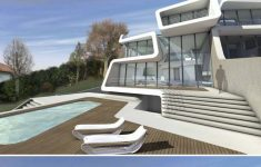 Most Futuristic House In The World Awesome Futuristic House By Zaha Hadid Architects