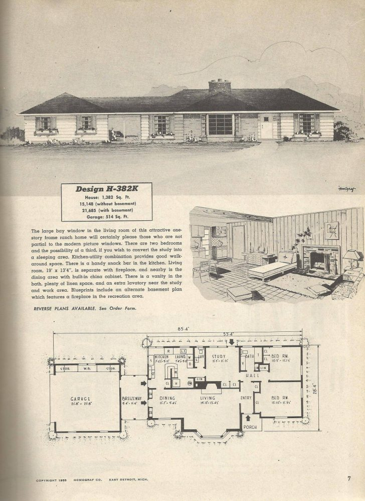 New Ranch Style House Plans 2021